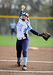 5-10-14, Skyline High School softball in action at Skyline Invite