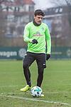 10.01.2018, Trainingsgelaende, Bremen, GER, 1.FBL, Training SV Werder Bremen<br /> <br /> im Bild<br /> Zlatko Junuzovic (Werder Bremen #16), <br /> <br /> Foto &copy; nordphoto / Ewert