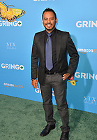 Carlos Moreno Jr.  at the world premiere for &quot;Gringo&quot; at the L.A. Live Regal Cinemas, Los Angeles, USA 06 March 2018<br /> Picture: Paul Smith/Featureflash/SilverHub 0208 004 5359 sales@silverhubmedia.com