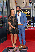 Eva Longoria &amp; Jose Baston at the Hollywood Walk of Fame Star Ceremony honoring actress Eva Longoria, Los Angeles, USA 16 April 2018<br /> Picture: Paul Smith/Featureflash/SilverHub 0208 004 5359 sales@silverhubmedia.com