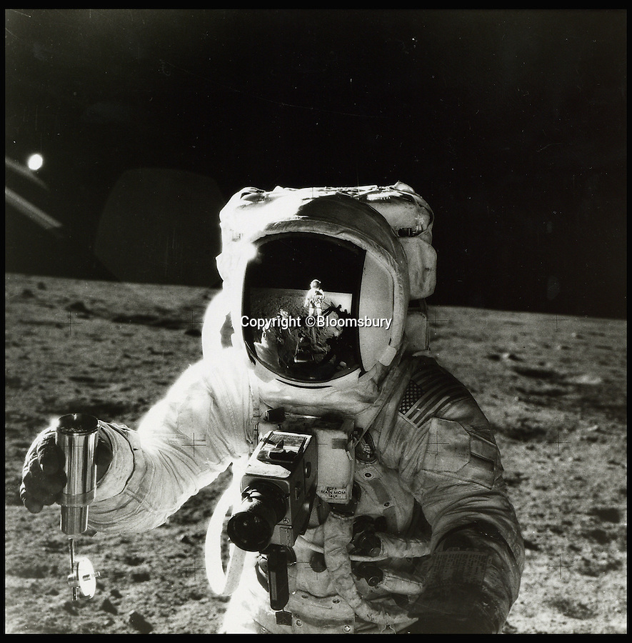 BNPS.co.uk (01202 558833)<br /> Pic: Bloomsbury/BNPS<br /> <br /> ***Please Use Full Byline***<br /> <br /> Lot 377: Alan Bean with the reflection of the photographer (Pete Conrad) in his visor, Apollo 12, November 1969. Est: £800<br /> <br /> An out-of-this-world collection of vintage NASA photographs including the first ever snap from space and the first space selfie has emerged for sale for a whopping £500,000.<br /> <br /> The archive of more than 600 photographs, many of which are unseen, covers NASA's groundbreaking space programme from its beginnings in the late 1950s through to the triumphant moon landing of 1969 and beyond.<br /> <br /> The incredible collection of original photos has been painstakingly pieced together over several decades by a private collector.<br /> <br /> It is the first time such a comprehensive collection of vintage NASA photographs has ever been sold at auction.