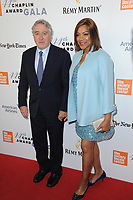 www.acepixs.com<br /> May 8, 2017  New York City<br /> <br /> Robert De Niro and Grace Hightower attending Film Society of Lincoln Center's 44th Chaplin Award Gala on May 8, 2017 in New York City.<br /> <br /> Credit: Kristin Callahan/ACE Pictures<br /> <br /> <br /> Tel: 646 769 0430<br /> Email: info@acepixs.com