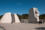 Martin Luther King Jr Memorial, Washington, DC, dc124584