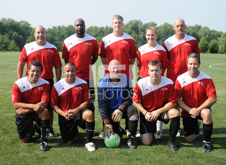 MCPD Starting Eleven.  Washington Freedom defeated the Montgomery County Police Department   on a special event to benefit the Sharon and Margaux Brown Memorial Fund, Friday July 23, , 2010