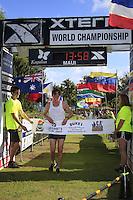 2016 XTERRA Maui - Trail Run - Finish