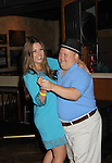 Beth - girlfriend of John Driscoll dances with Troy at the Celebrity Bartending Bash on May 14 at Martini's Upstairs, Marco Island, Florida - SWFL Soapfest Charity Weekend May 14 & !5, 2011 benefitting several children's charities including the Eimerman Center providing educational & outreach services for children for autism. see www.autismspeaks.org. (Photo by Sue Coflin/Max Photos)