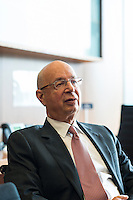 World Economic Forum; Geneve; Prof. Klaus Schwab; 2013.10.01; Geneva