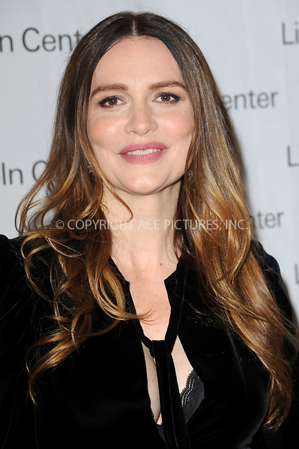 www.acepixs.com<br /> July 25, 2017  New York City<br /> <br /> Saffron Burrows attending Lincoln Center&rsquo;s Mostly Mozart Festival opening night gala honoring 'Mozart in The Jungle' at David Geffen Hall on July 25, 2017 in New York City.<br /> <br /> Credit: Kristin Callahan/ACE Pictures<br /> <br /> <br /> Tel: 646 769 0430<br /> Email: info@acepixs.com