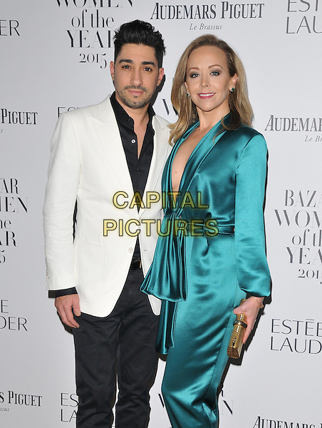 guests attend the Harper's Bazaar Women of the Year Awards 2015, Claridge's Hotel, Brook Street, London, England, UK, on Tuesday 03 November 2015. <br /> CAP/CAN<br /> &copy;CAN/Capital Pictures