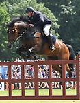 02.06.2019,  GER;  Deutsches Spring- und Dressur-Derby, 90. Deutsches Spring-Derby, im Bild Karl-Friedrich Matthiessen (GER) auf Zypria  Foto © nordphoto / Witke