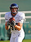 Rice Owls wide receiver Vance McDonald (88) in action during the game between the Rice Owls and the Baylor Bears at the Floyd Casey Stadium in Waco, Texas. Baylor defeats Rice 56 to 31..