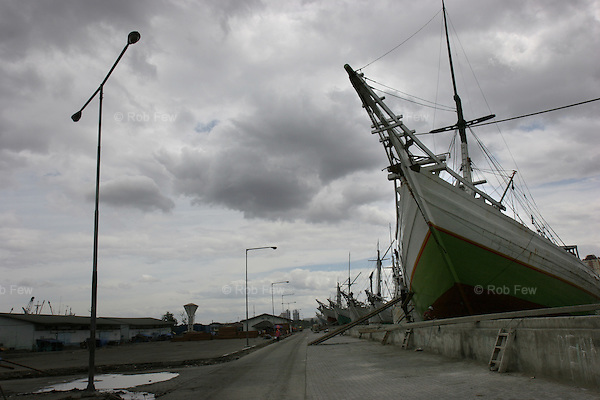 Sunda Kelapa - Jakarta's old dock area. The fact that this is a tourist attraction is indicative of how much there is to see in Jakarta
