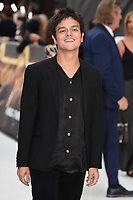 """LONDON, UK. September 12, 2018: Jamie Cullam at the World Premiere of """"King of Thieves"""" at the Vue Cinema, Leicester Square, London.<br /> Picture: Steve Vas/Featureflash"""