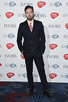 Ricky Wilson<br /> at The Ivor Novello Awards 2017, Grosvenor House Hotel, London. <br /> <br /> <br /> &copy;Ash Knotek  D3267  18/05/2017