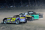 Sep 12, 2010; 12:22:03 AM; Rossburg, OH., USA; The 40th annual running of the World 100 Dirt Late Models racing for the Globe trophy at the Eldora Speedway.  Mandatory Credit: (thesportswire.net)