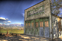Old Sinclair Station - Utah (horizontal)