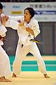 Megumi Ishikawa (-57kg), NOVEMBER 13, 2011 - Judo : Kodokan Cup 2011, Women's -57kg category at Chiba Port Arena, Chiba, Japan. (Photo by Jun Tsukida/AFLO SPORT) [0003]