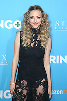 LOS ANGELES, CA - MARCH 6: Amanda Seyfried at the Woled Premiere of Gringo at L.A. Live Regal Cinemas in Los Angeles, California on March 6, 2018. <br /> CAP/MPIFS<br /> &copy;MPIFS/Capital Pictures