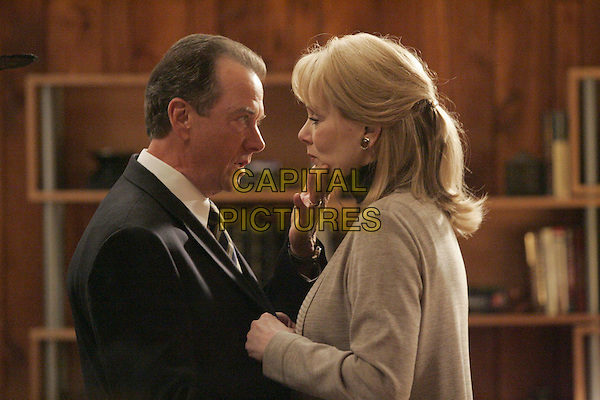 """GREGORY ITZIN & JEAN SMART.in 24.""""Day 5:  12:00 Midnight - 1:00 AM"""".*Editorial Use Only*.www.capitalpictures.com.sales@capitalpictures.com.Supplied by Capital Pictures."""