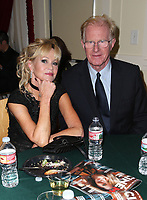 HOLLWOOD, CA - October 08: Melanie Griffith, Ed Begley Jr., At 4th Annual CineFashion Film Awards_Inside At On El Capitan Theatre In California on October 08, 2017. Credit: FayeS/MediaPunch