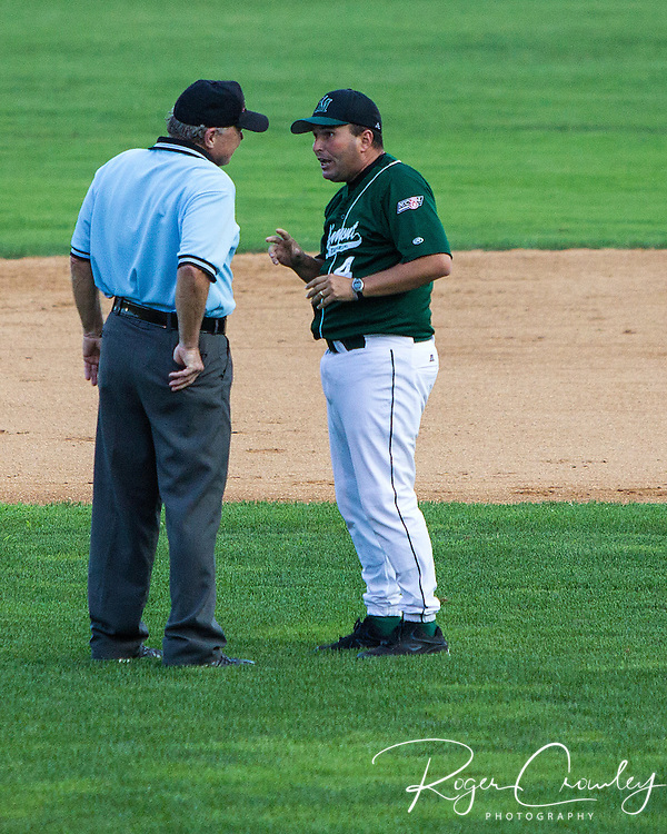 The Mountaineers put together a furious ninth inning rally, bringing the tying run to the plate, but couldn't muster a comeback falling 8-6 to the Keene Swamp Bats in New England Collegiate Baseball League (NECBL) playoff action. The loss ended Vermont's season as they were swept by Keene, marking the second straight year they had a first round exit.