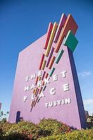 The Market Place in Tustin