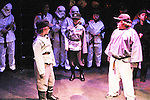 Isabella Convertino (R) (daughter of Liz Keifer - GL) is in the play Star Wars at Philipstown Depot Theatre in Philipstown, New York on Dec. 14 and ran for two weeks. Isabella plays Grand Moff Tarkin. (Photo by Sue Coflin/Max Photos)