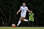 24 September 2015: North Carolina's Jessie Scarpa. The University of North Carolina Tar Heels hosted the Syracuse University Orange at Fetzer Field in Chapel Hill, NC in a 2015 NCAA Division I Women's Soccer game. UNC won the game 3-1.