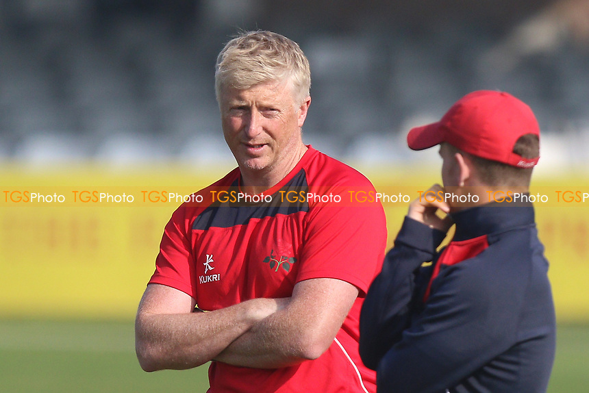 Lancashire head coach Glen Chapple during Essex CCC vs Lancashire CCC, Specsavers County Championship Division 1 Cricket at The Cloudfm County Ground on 8th April 2017