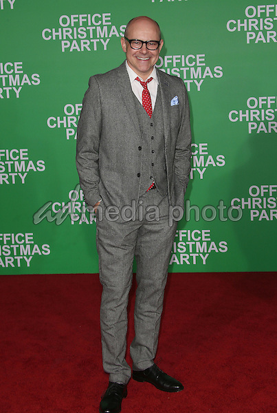 "07 December 2016 - Westwood, California - Rob Corddry.  ""Office Christmas Party"" Paramount Pictures Los Angeles Premiere held at Regency Village Theatre. Photo Credit: F. Sadou/AdMedia"