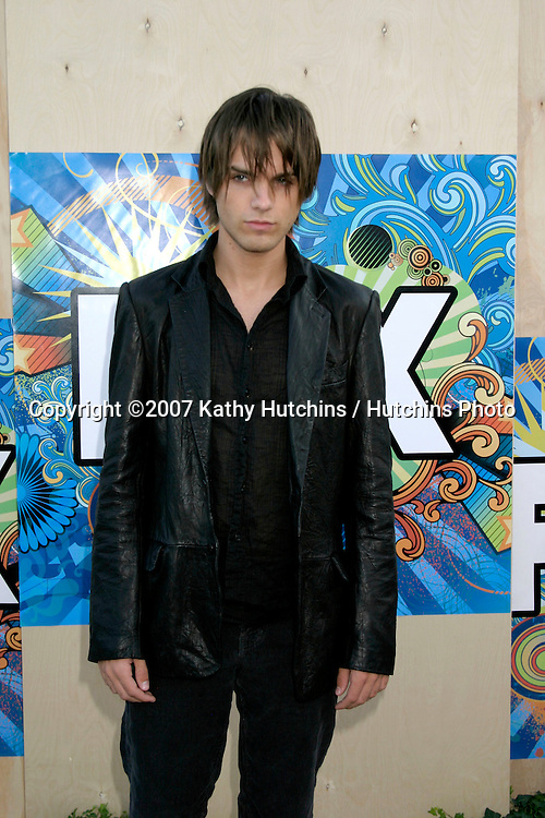 Thomas Dekker.Fox TV TCA Party.Santa Monica Pier.Santa Monica, CA.July 23, 2007.©2007 Kathy Hutchins / Hutchins Photo....