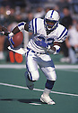 Indianapolis Colts, Edgerrin James (32)  during a game from his 2000 season. Edgerrin James player for 11 years with 3 different teams and was a 4-time Pro Bowler