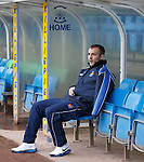 Liam Kelly sits it out with a shoulder injury from training.