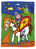 Marcello, CHILDREN, KINDER, NIÑOS, paintings+++++,ITMCEDH1085-1,#K#, EVERYDAY,knight
