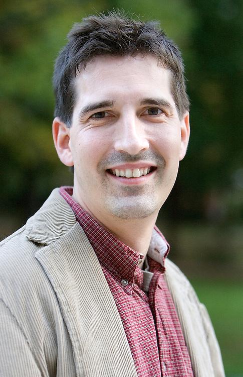 Joe Mahr, photographed, 10/10/06.