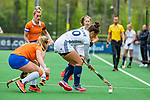 BLOEMENDAAL -  Alma Fenne (Pin)   , Libera hoofdklasse hockey Bloemendaal-Pinoke (0-0). COPYRIGHT KOEN SUYK