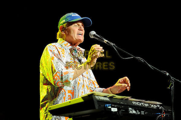 LONDON, ENGLAND - MAY 31: Bruce Johnston of 'The Beach Boys' performing at Royal Albert Hall on May 2931, 2015 in London, England.<br /> CAP/MAR<br /> &copy; Martin Harris/Capital Pictures
