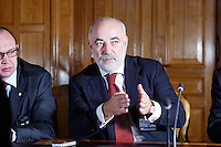 Interview mit Viktor Vekselberg Vorstandschef der Investmentholding Renova im Bundeshaus in Bern am 22. September 2009..Copyright © Zvonimir Pisonic
