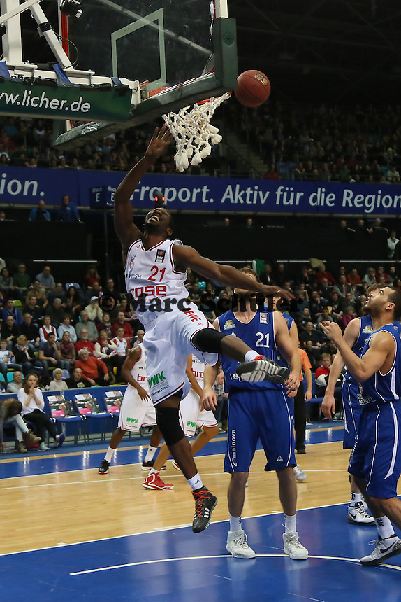 Trevor Mbakwe (Bamberg) - Fraport Skyliners vs. Brose Baskets Bamberg, Fraport Arena Frankfurt