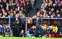 Jurgen Klopp during the EPL - Premier League match between Crystal Palace and Liverpool at Selhurst Park, London, England on 29 October 2016. Photo by Steve McCarthy.