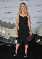 Actress Kim Raver at the world premiere of &quot;Passengers&quot; at the Regency Village Theatre, Westwood. <br /> December 14, 2016<br /> Picture: Paul Smith/Featureflash/SilverHub 0208 004 5359/ 07711 972644 Editors@silverhubmedia.com