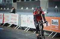 Samuel Sanchez (ESP/BMC) finishes a strong (but unfortunate) 4th<br /> <br /> 102nd Li&egrave;ge-Bastogne-Li&egrave;ge 2016