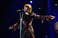 SUNRISE, FL - SEPTEMBER 26 : Florence Welch of Florence and the Machine performs at the BB&T Center on September 26, 2012 in Sunrise Florida. ©mpi04/MediaPunch Inc. /NortePhoto