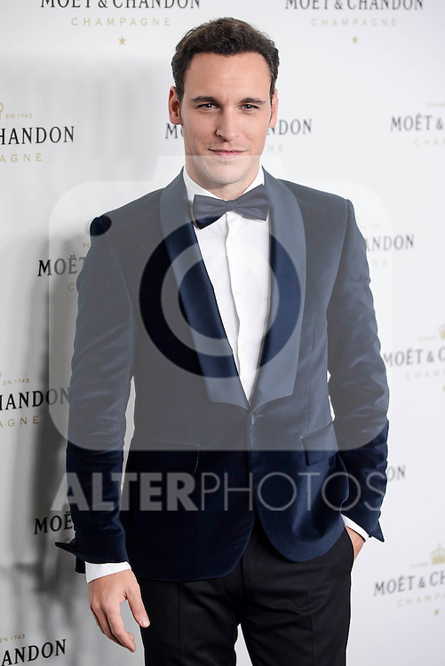 "Ricard Sales attends to the Moet & Chandom party ""New Year's Eve"" at Florida Retiro in Madrid, Spain. November 29, 2016. (ALTERPHOTOS/BorjaB.Hojas)"