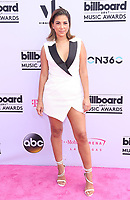 21 May 2017 - Las Vegas, Nevada - Liz Hernandez. 2017 Billboard Music Awards Arrivals at T-Mobile Arena. Photo Credit: MJT/AdMedia