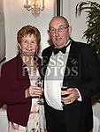 Gabriel and Kay Howard at the Drogheda Independent Sports Star of the Year Awards in The Westcourt Hotel. Photo:Colin Bell/pressphotos.ie