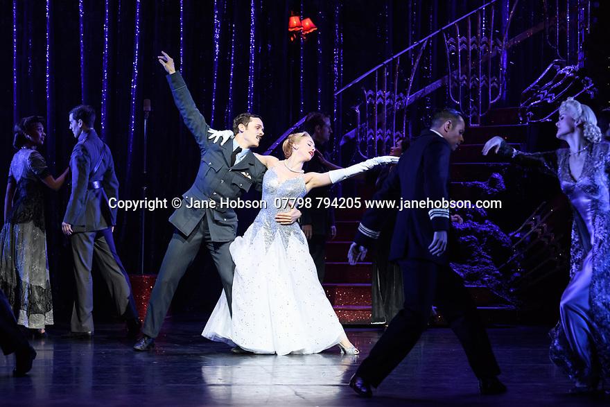 Matthew Bourne's CINDERELLA returns to Sadler's Wells and runs until January 27th 2018. Picture shows: Will Bozier (Harry, the Pilot), Cordelia Braithwaite (Cinderella)