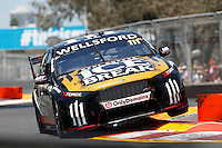 2016 Castrol EDGE Gold Coast 600. Rounds 3 and 4 of the Pirtek Enduro Cup. #111. Chris Pither (NZL) Richie Stanaway (NZL). Super Black Racing. Ford Falcon FGX.