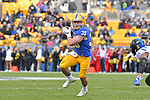 PITTSBURGH, PA, NOV 19: The Pitt football team hosts Duke at Heinz Field in Pittsburgh, Pennsylvania on November 19, 2016.<br /> Photographer: Pete Madia/Pitt Athletics