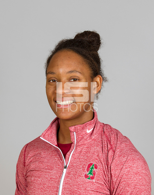 Nicole Gilmore with Stanford women's rowing team